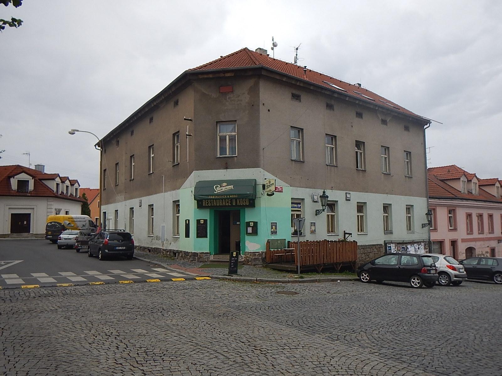 Nebytový prostor- restaurace Příbram