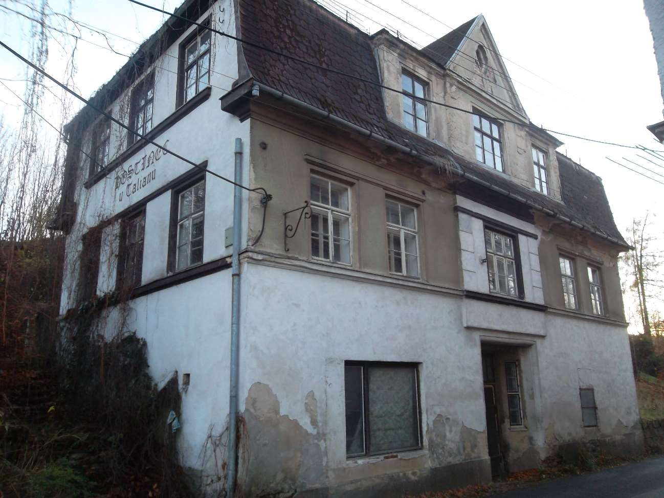 Rodinný dům Brtníky