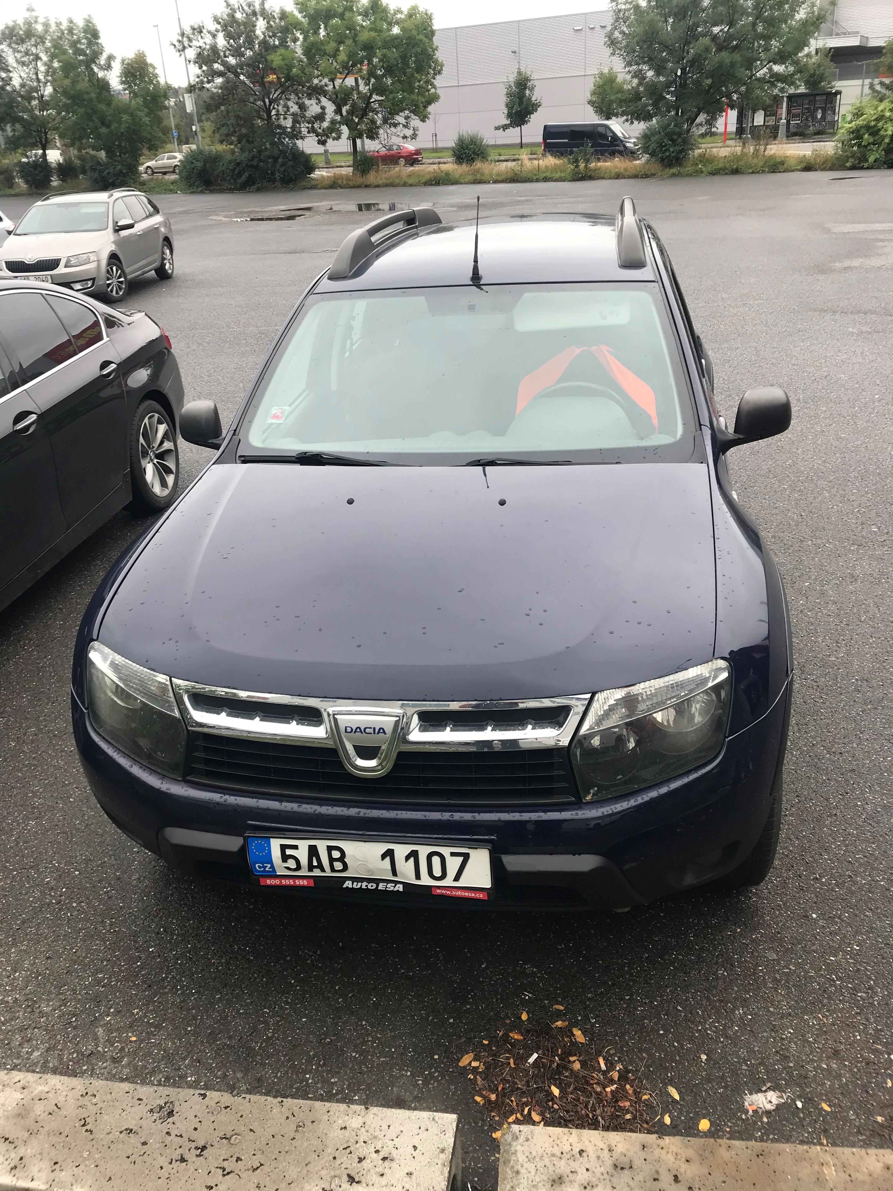 Osobní automobil Kombi DACIA DUSTER