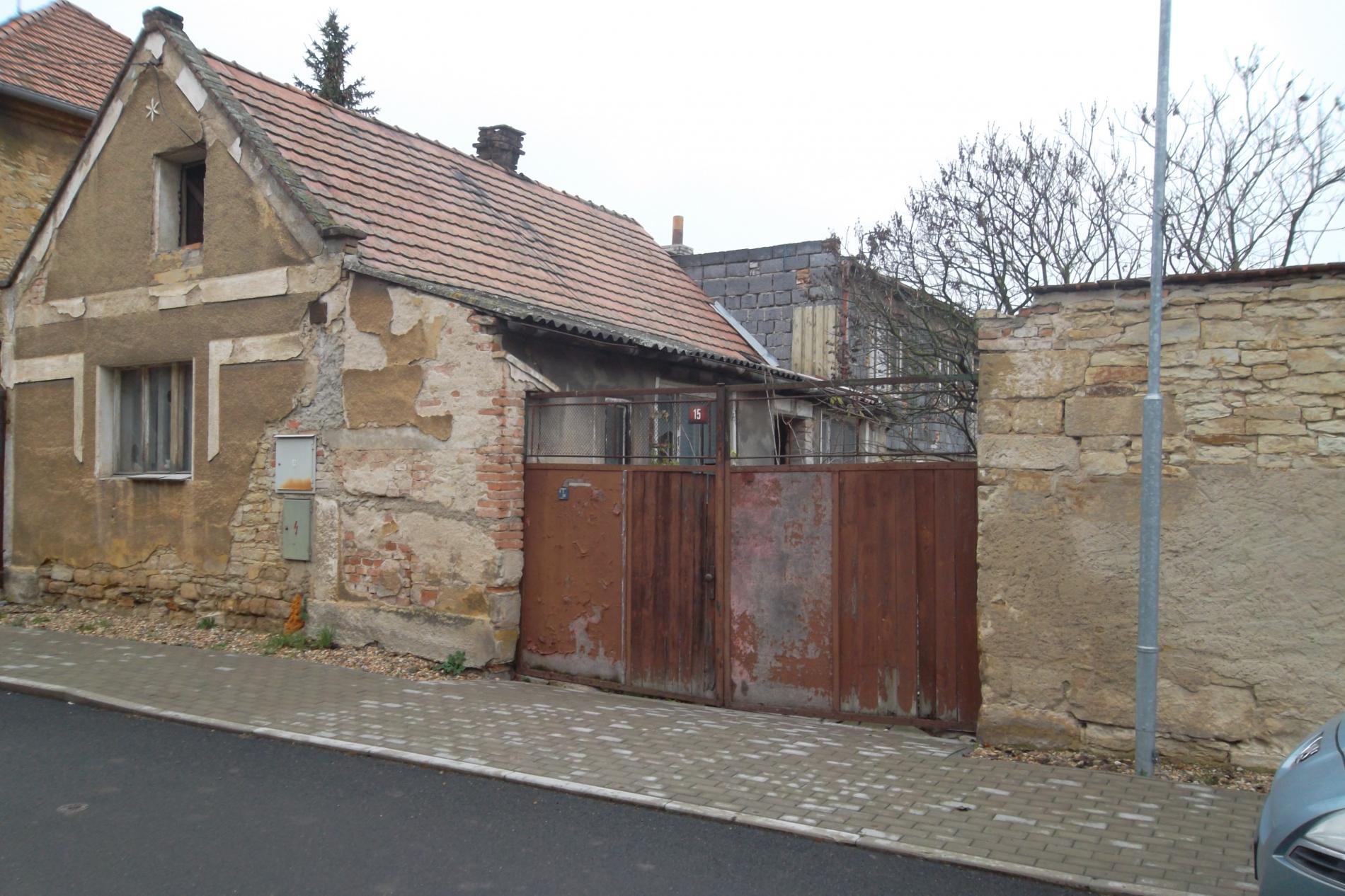 Rodinný dům Martiněves u Libochovic