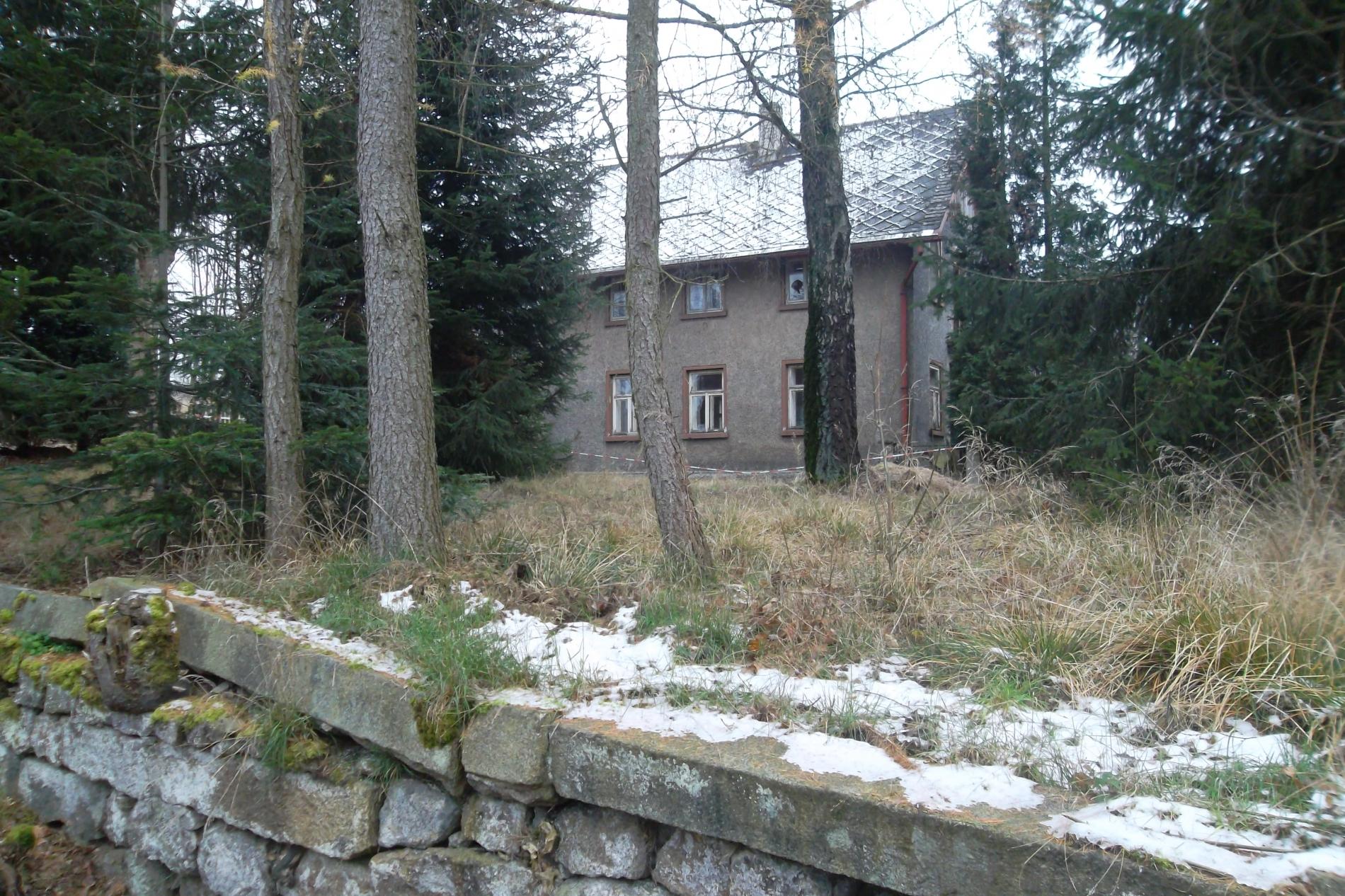 Rodinný dům Mikulášovice