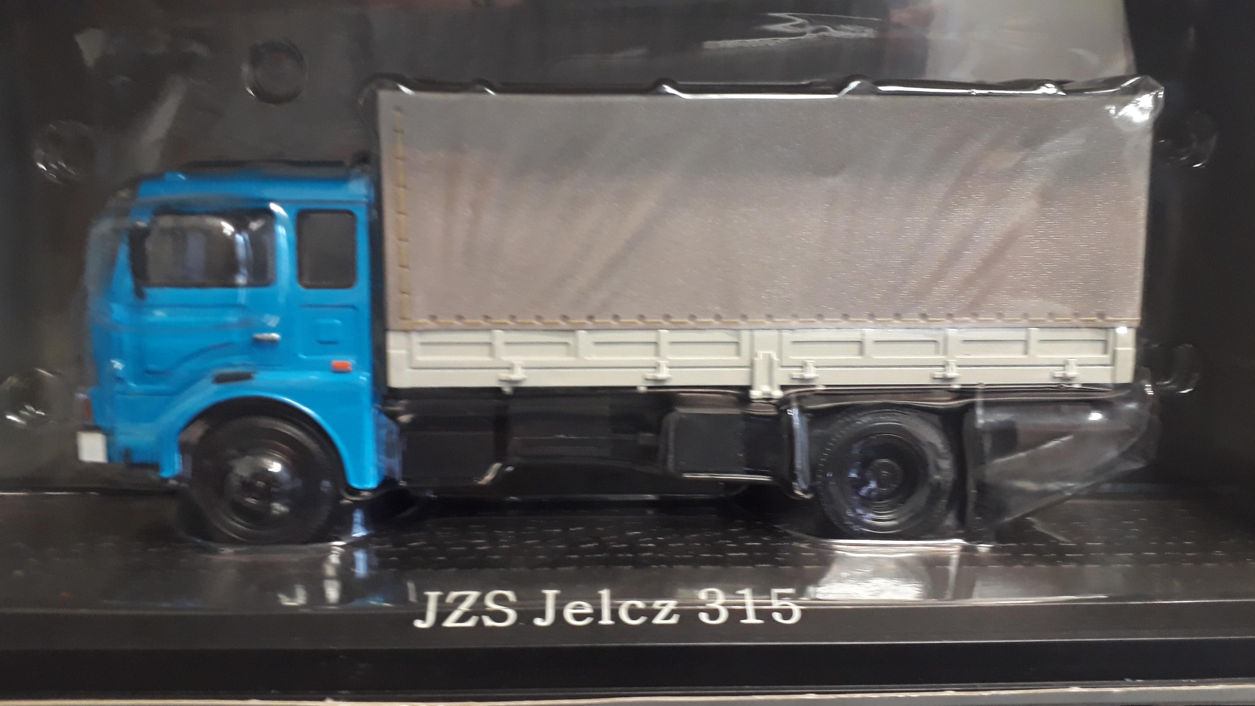 Modely nákladních a užitkových vozidel a autobusů.