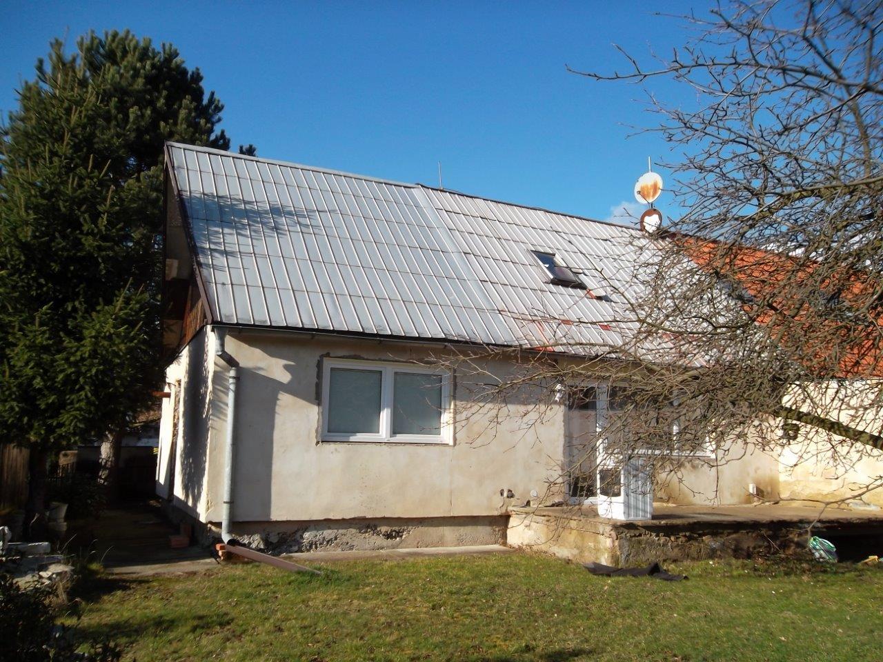 Rodinný dům Újezdeček