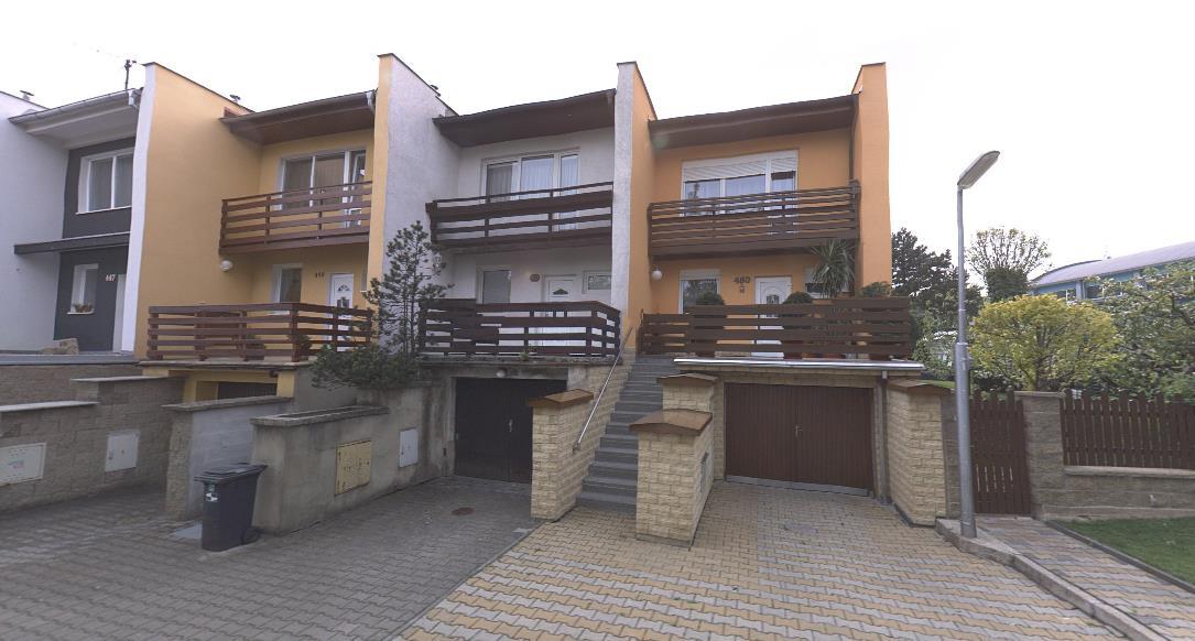 Rodinný dům Novosedlice