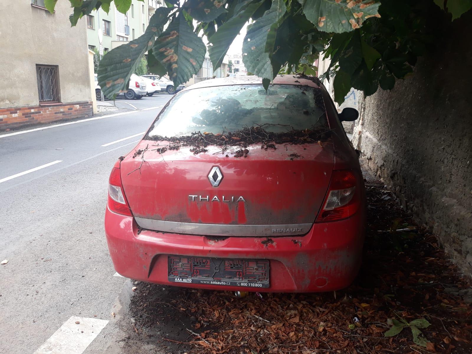 Osobní automobil Renault Thalia