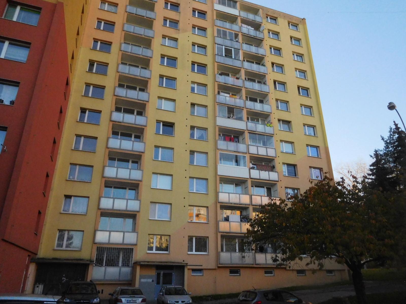 Družstevní byt 1 +1 Chomutov