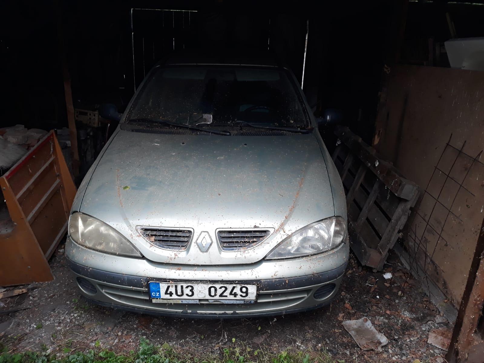 Osobní automobil značky Renault Megane Break Kombi